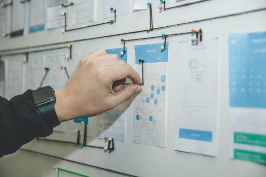 fluxo de processos Supply Chain