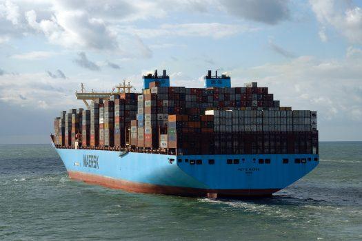 navio de carregamento logístico área participante do S&OP