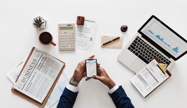 mesa de ideias para planejamento de vendas e operacoes
