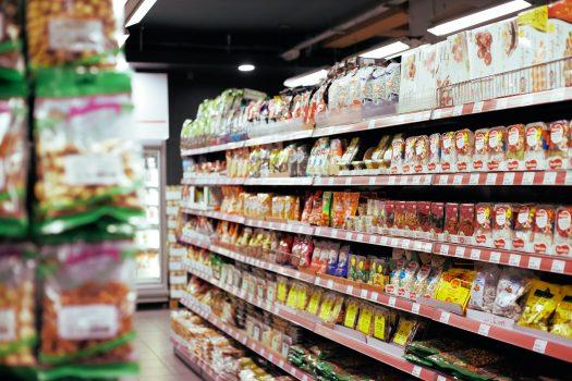 uso de big data em s&OP para supermercado