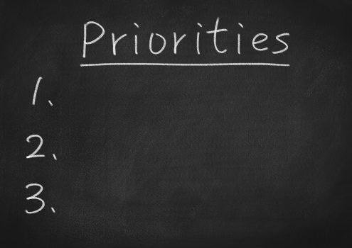 defina prioridades dos fatores criticos de sucesso