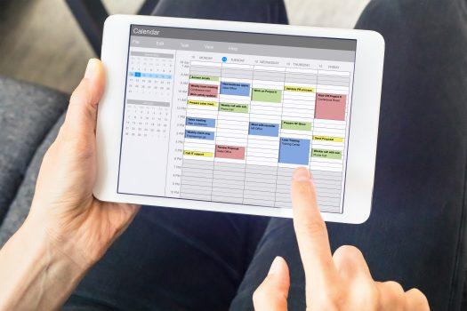 cronograma no planejamento colaborativo na cadeia de suprimentos