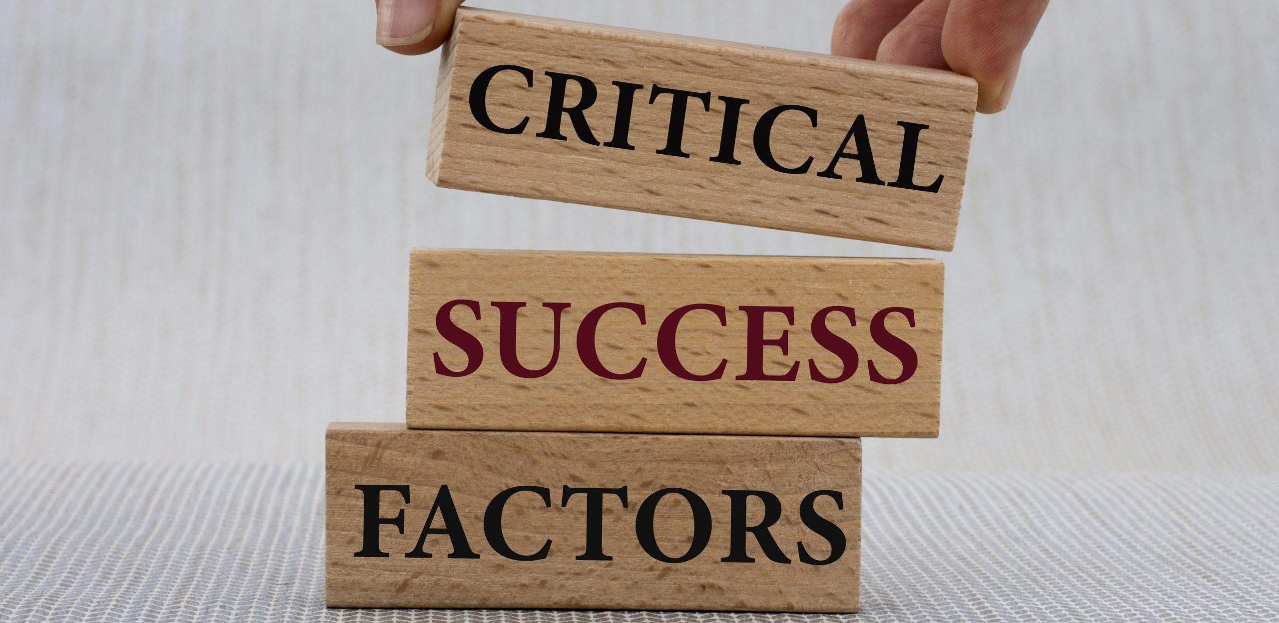 FCS: O que são Fatores Críticos de Sucesso