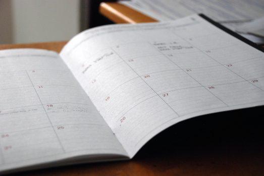 cronograma de politica de estoques
