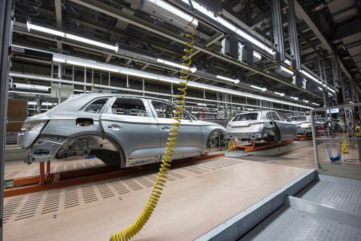 produção de carro s&op